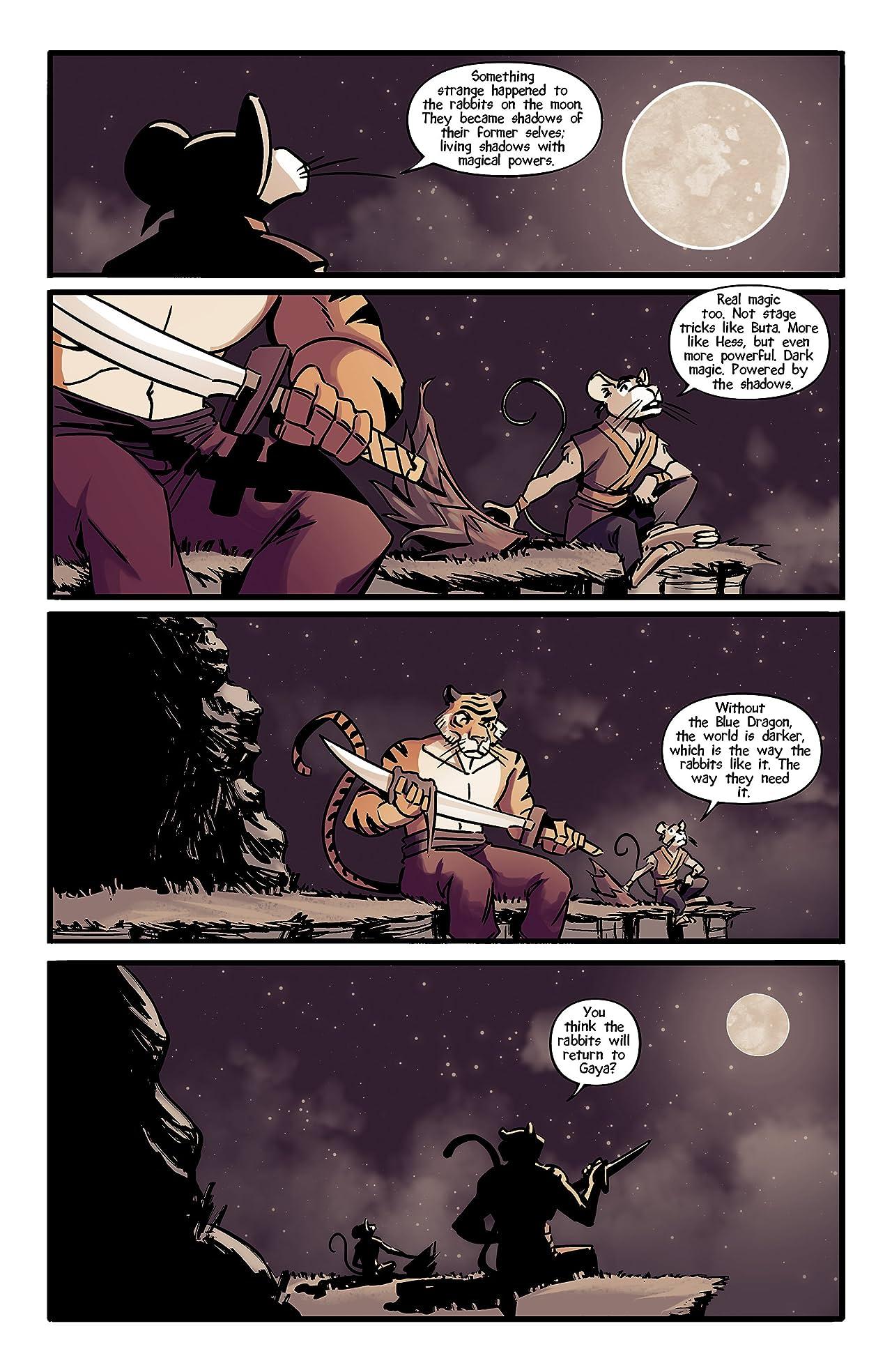 The Mighty Zodiac #3