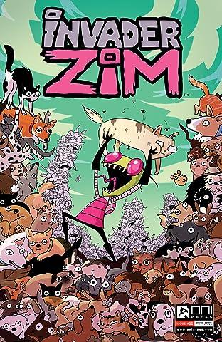 Invader ZIM No.11