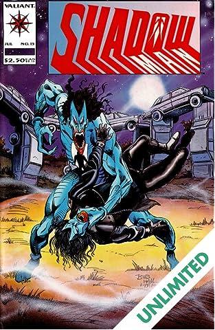 Shadowman (1992-1995) #15