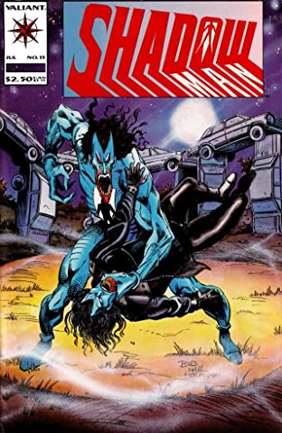 Shadowman (1992-1995) No.15