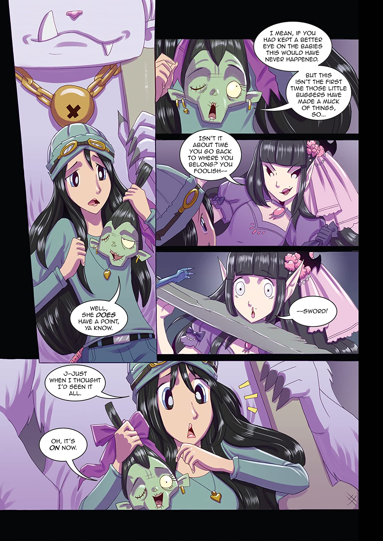Vamplets Tome 2