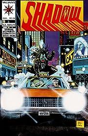Shadowman (1992-1995) No.16