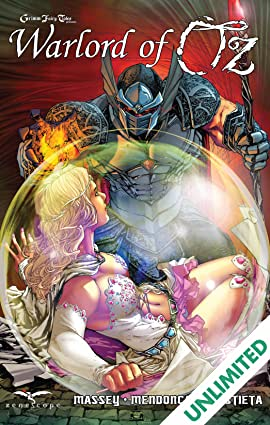 OZ Vol. 2: Warlord of OZ