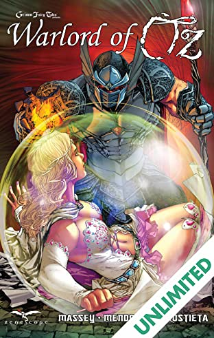 OZ: Warlord of OZ Vol. 2