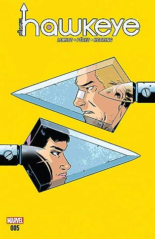 All-New Hawkeye (2015-2016) #5