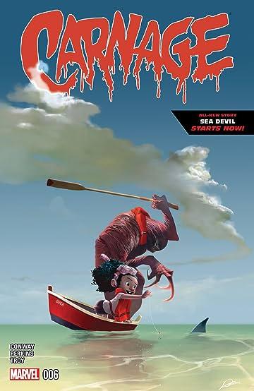 Carnage (2015-2017) #6