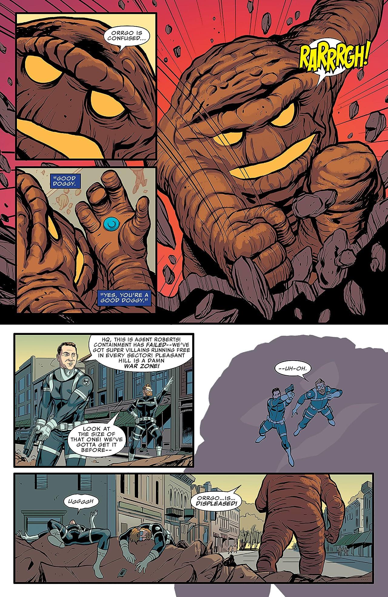 Howling Commandos of S.H.I.E.L.D. (2015-2016) #6