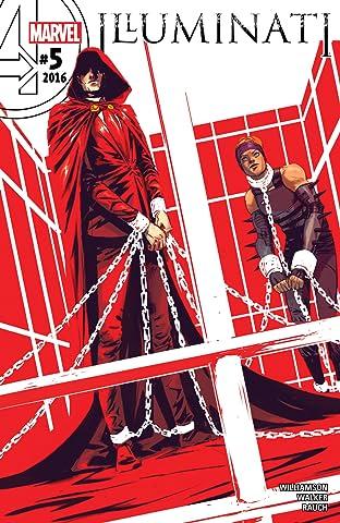 Illuminati (2015-2016) #5