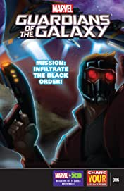 Marvel Universe Guardians of the Galaxy (2015-2017) #6