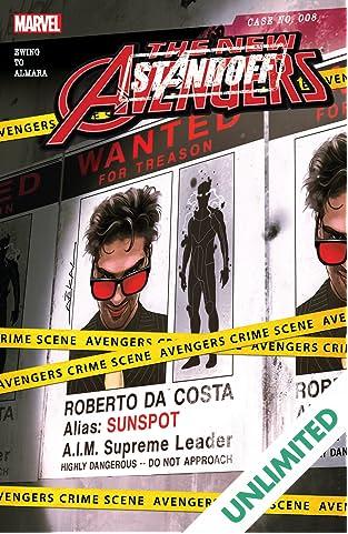 New Avengers (2015-2016) #8