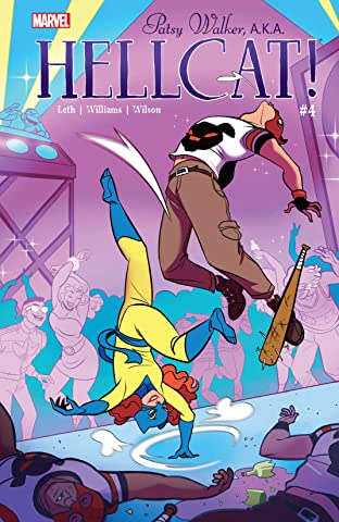 Patsy Walker, A.K.A. Hellcat! (2015-2017) #4