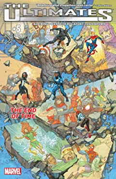 Ultimates (2015-2016) #5