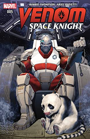 Venom: Space Knight (2015-2016) #5