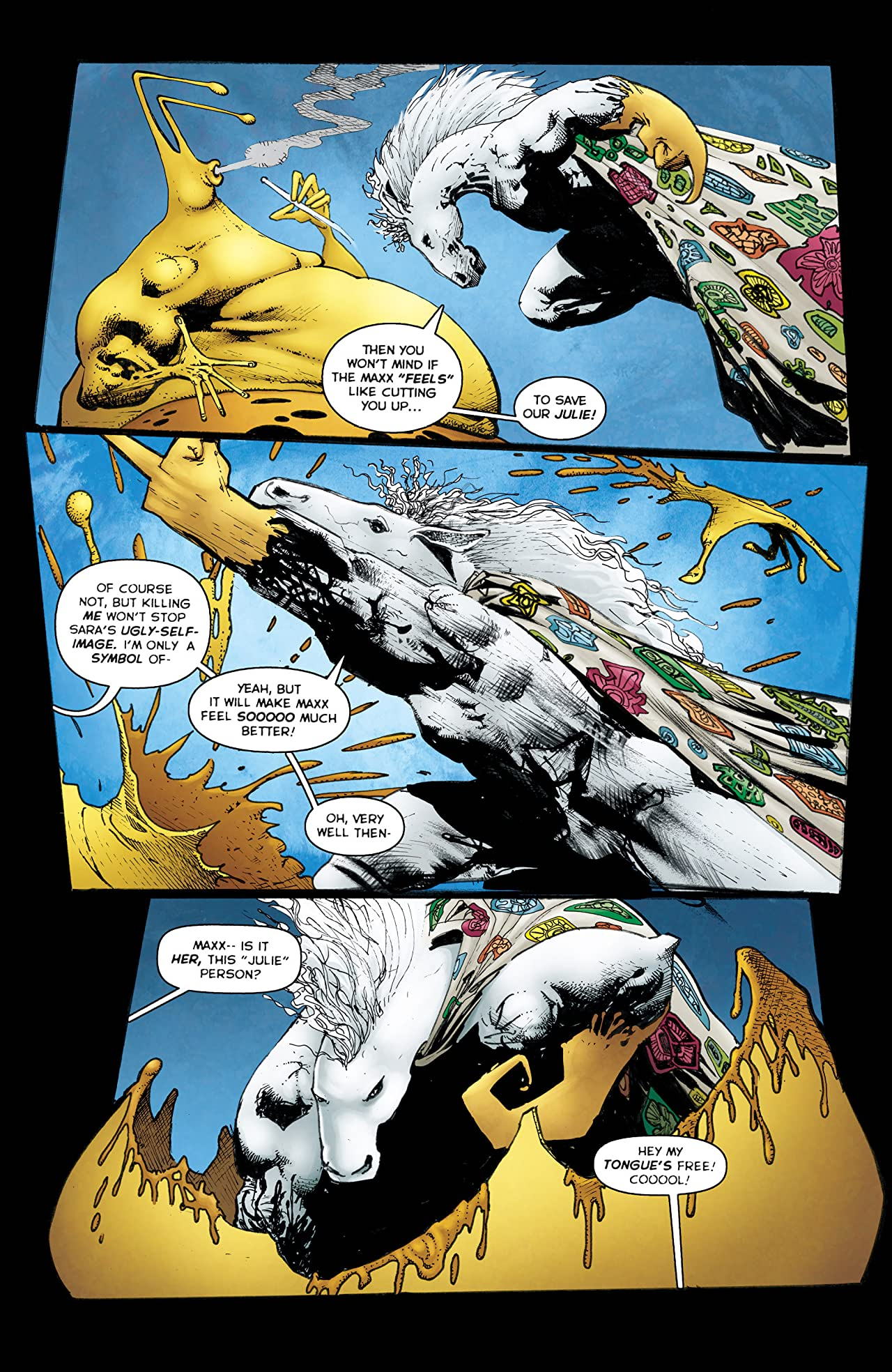 The Maxx: Maxximized #29