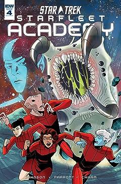 Star Trek: Starfleet Academy No.4 (sur 5)