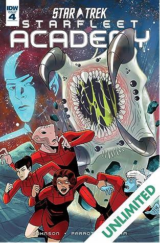 Star Trek: Starfleet Academy #4 (of 5)
