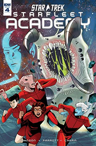 Star Trek: Starfleet Academy #4 (of 5)