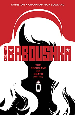 Codename Baboushka: The Conclave of Death #5