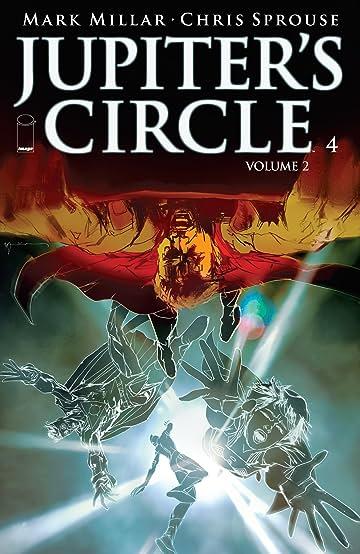 Jupiter's Circle Vol. 2 #4
