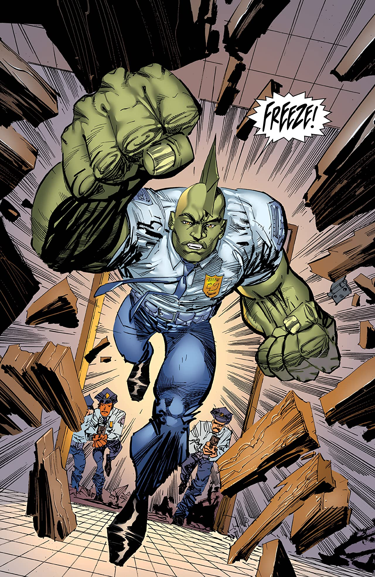 Savage Dragon #212