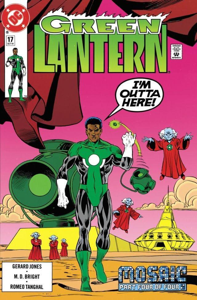 Green Lantern (1990-2004) #17