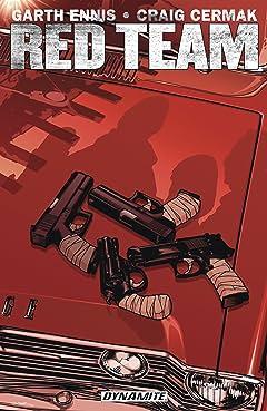 Garth Ennis' Red Team Vol. 1: Season One