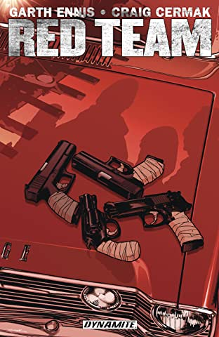 Garth Ennis' Red Team Tome 1: Season One