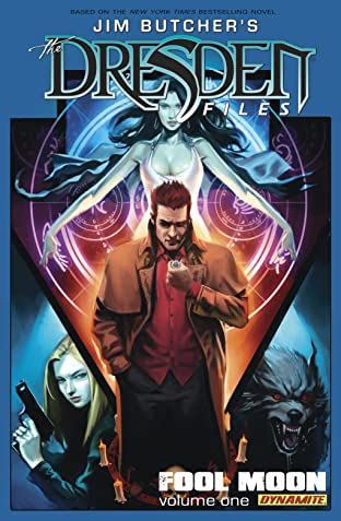 Jim Butcher's The Dresden Files: Fool Moon Tome 1