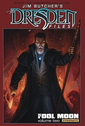 Jim Butcher's The Dresden Files: Fool Moon Vol. 2