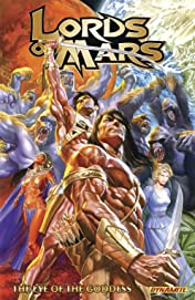 Lords Of Mars: The Eye Of The Goddess