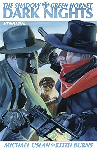 The Shadow/Green Hornet: Dark Nights
