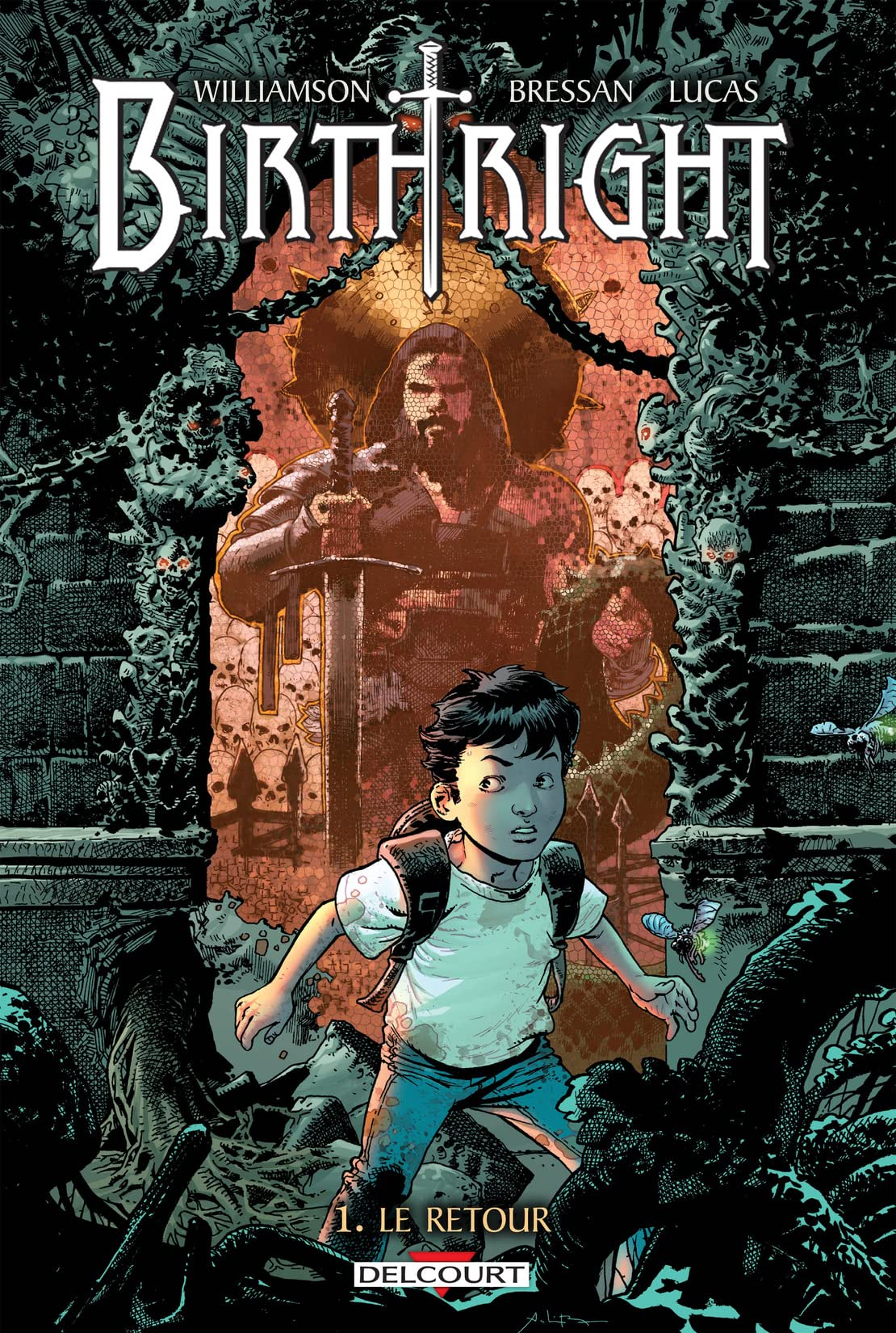 Birthright Vol. 1: Le Retour