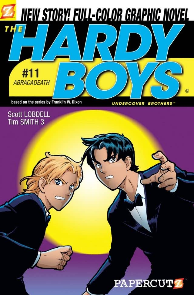 The Hardy Boys Vol. 11: Abracadeath Preview