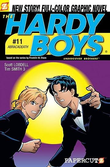 The Hardy Boys Vol. 11: Abracadeath Preview