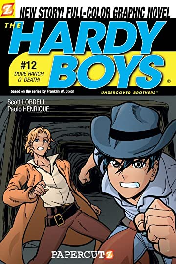 The Hardy Boys Vol. 12: Dude Ranch O' Death Preview