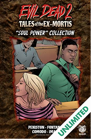 Evil Dead 2: Tales of the Ex-Mortis: Soul Power Collection