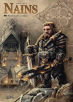 Nains Vol. 1: Redwin de la Forge