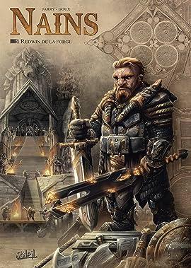 Nains Tome 1: Redwin de la Forge