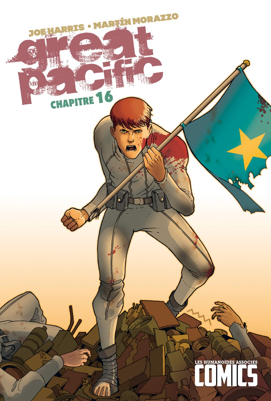 Great Pacific: Chapitre 16