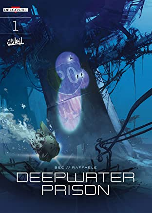 Deepwater Prison Vol. 1: Constellation