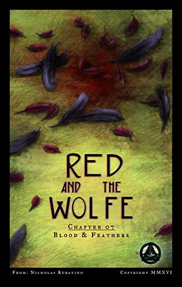 Red and the Wolfe #7: Blood & Feathers