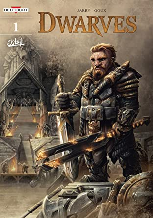 Dwarves Tome 1: Redwin of the Forge