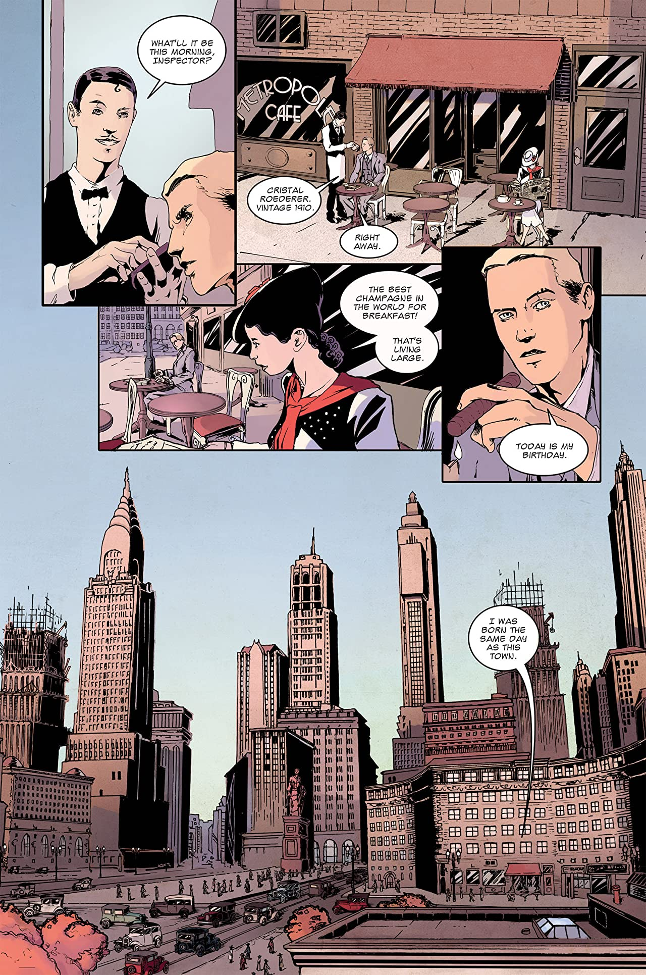 Metropolis Vol. 1