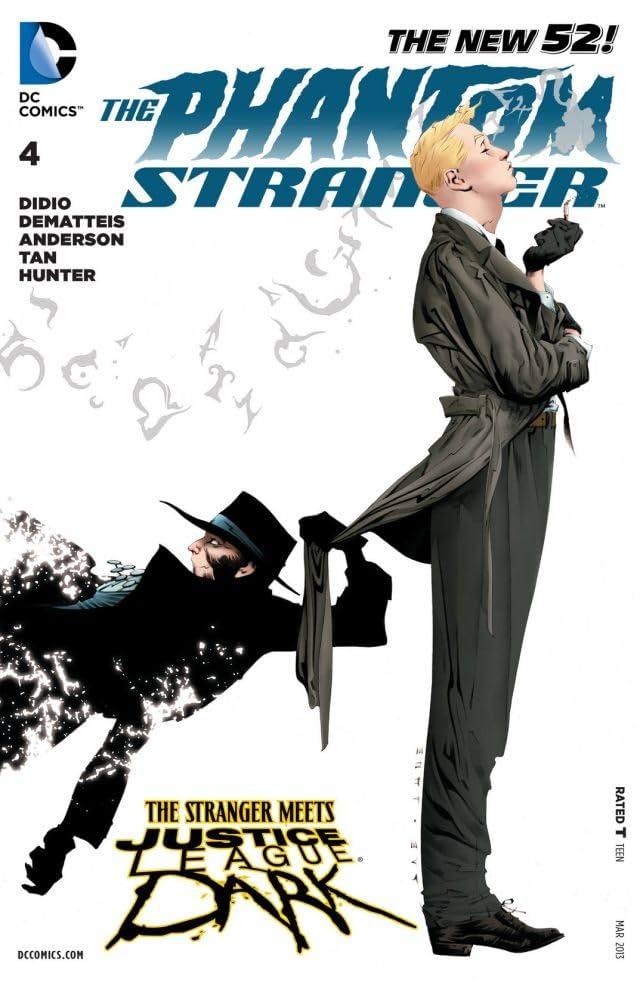 The Phantom Stranger (2012-2014) #4