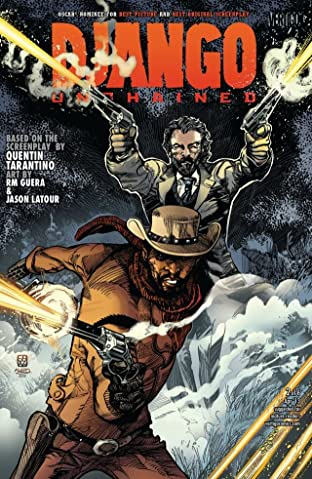 Django Unchained #2 (of 7)