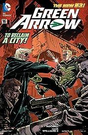Green Arrow (2011-2016) No.16