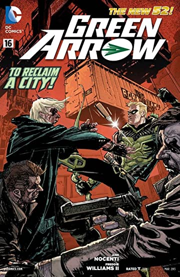 Green Arrow (2011-) #16