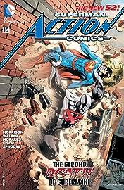 Action Comics (2011-2016) #16