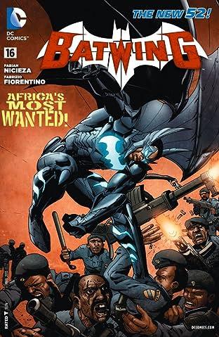 Batwing (2011-2014) #16