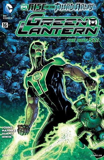 Green Lantern (2011-) #16
